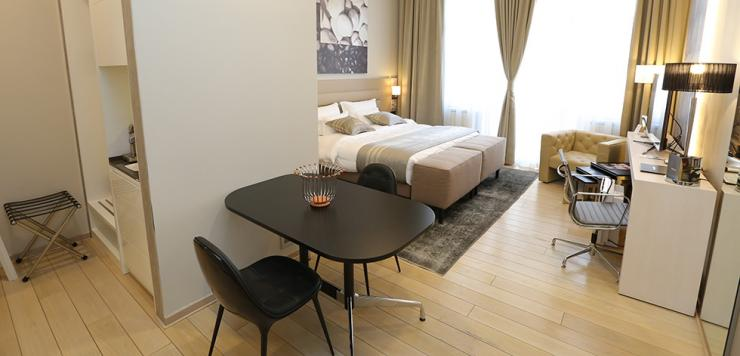 Deluxe room 30m2 (1 spavaća soba)